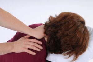 event chair massage